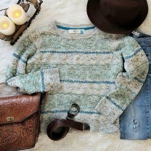 Sparrow Anthropologie Merino Wool Blend Sweater